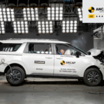 5-star safety outcome for the Kia Carnival