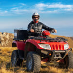 Are the quad bikes in your fleet safe?