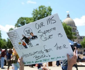 MS activists rally around the state for medical cannabis laws
