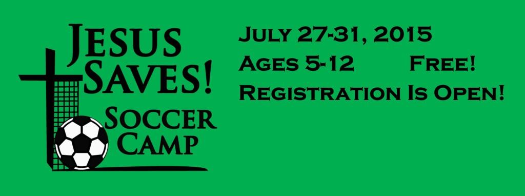 Soccer Camp - Website 2015