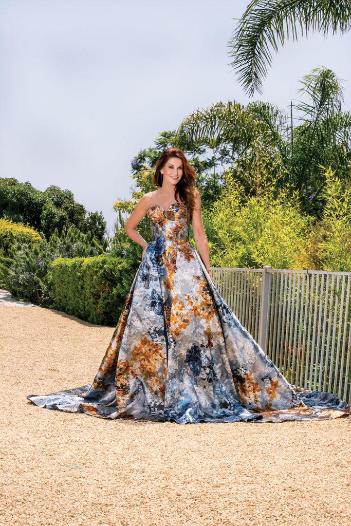 Mark Zunino dress