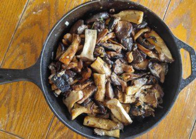 Mushroom medly