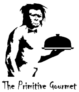 logo the primitive gourmet
