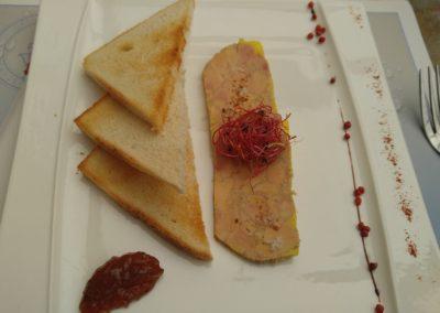 Foise gras