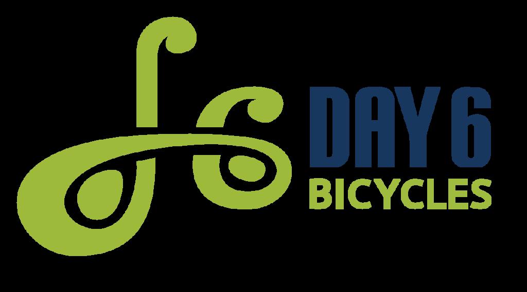 Day 6 Bicycles Logo