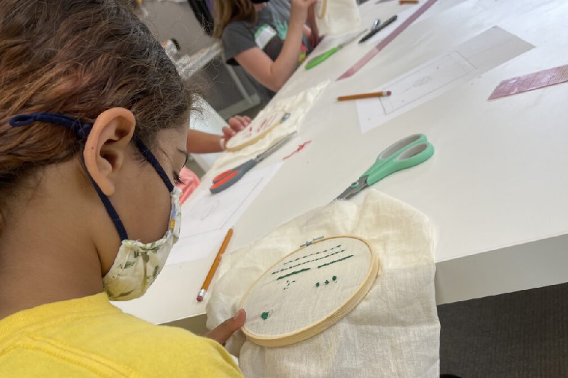 best sewing course for kids in New Jersey