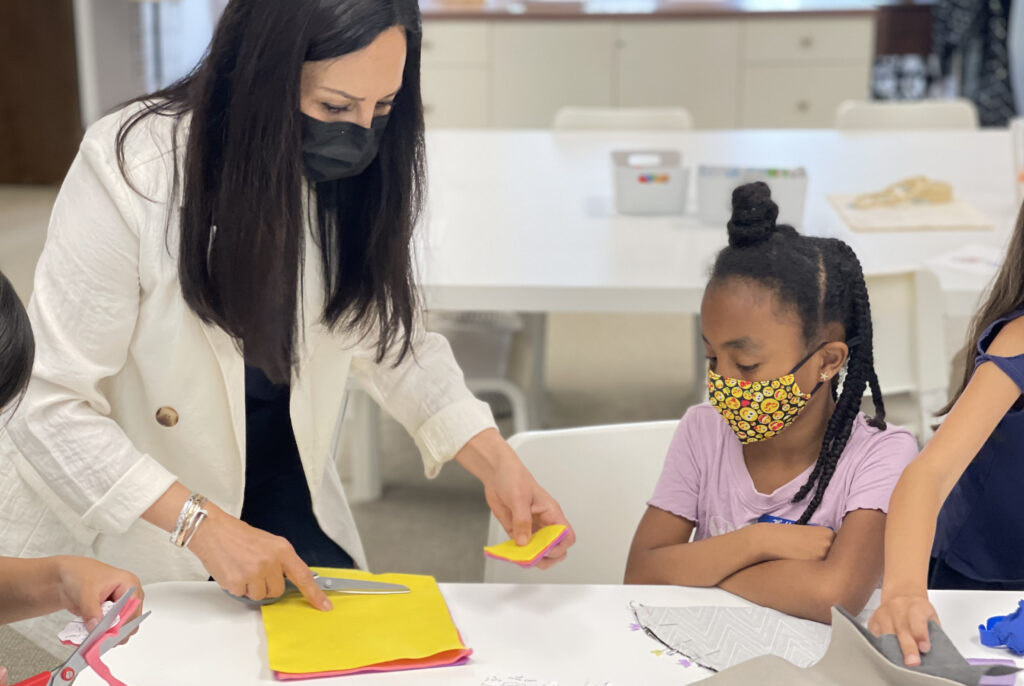 holiday recess fashion camp in New Jersey