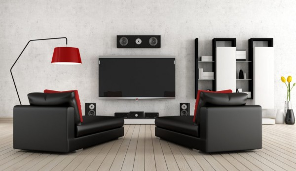 DIY home theater projects