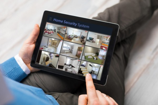 Home Security Tablet