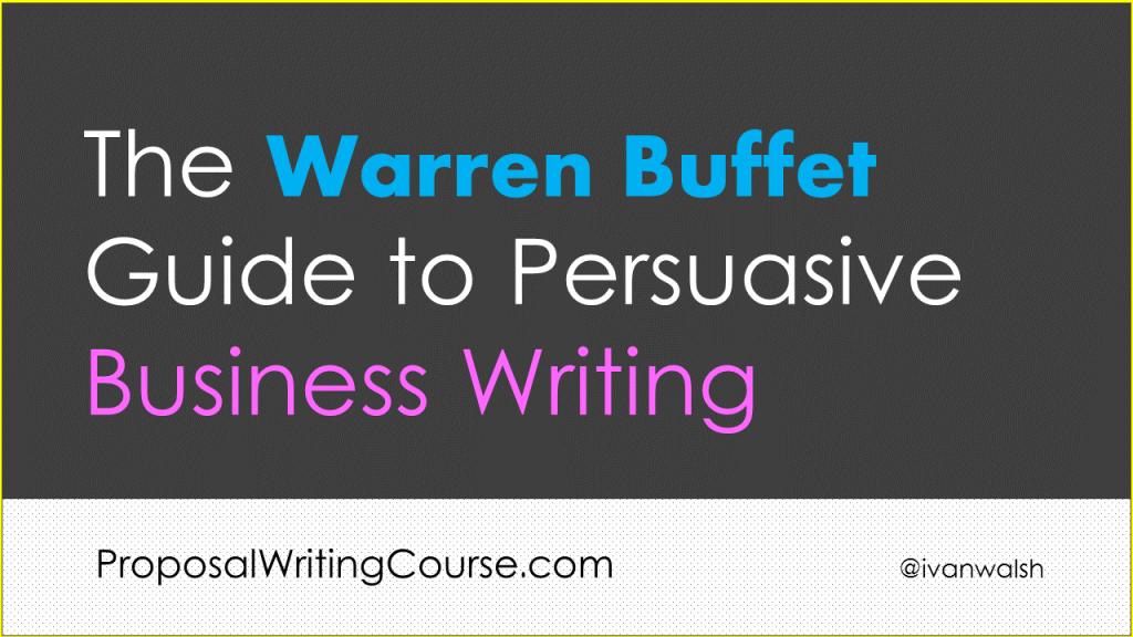 Warren-Buffet-Business-Writing