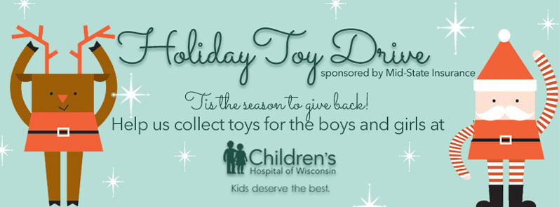 Holiday Toy Drive 2016