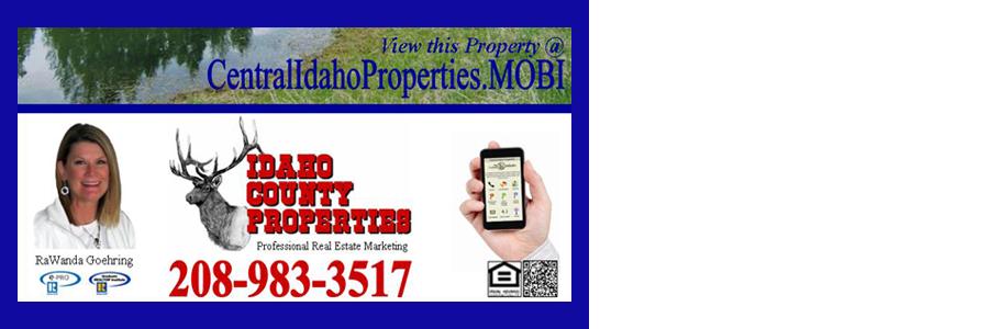 Rawanda Goehring, Idaho County Properties