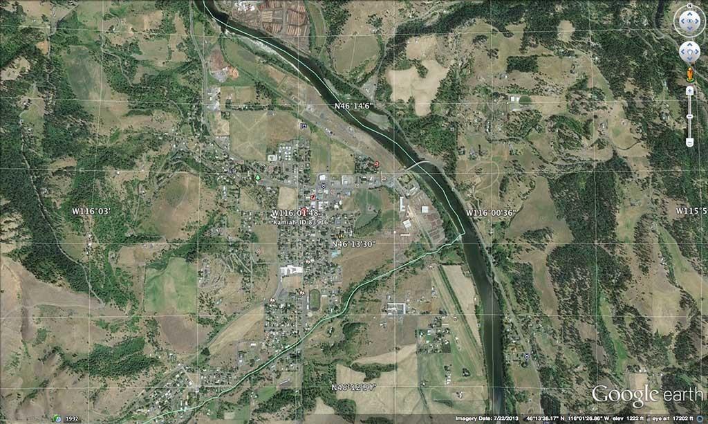 Kamiah, Idaho