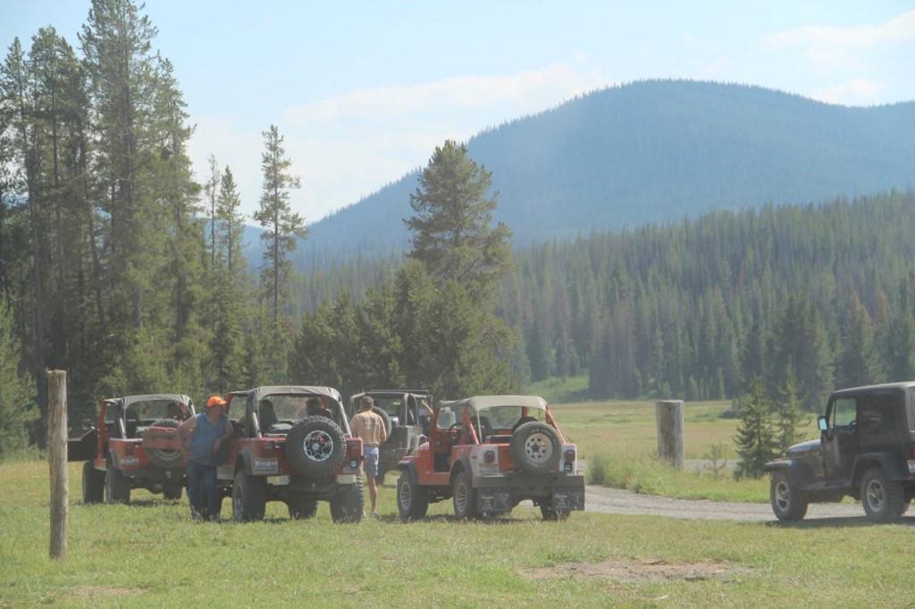 Central Idaho Jeep Adventures
