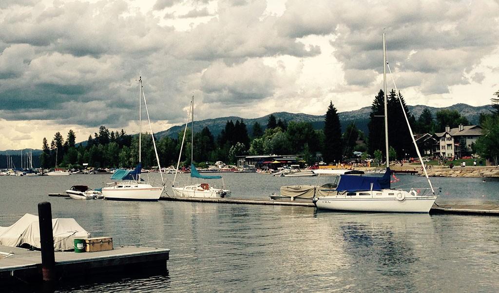 North-Payette-Lake