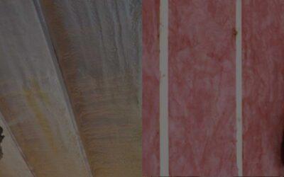 Cost Comparison: Spray vs. Batt Insulation