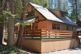 Shaver Lake Vacational Homes