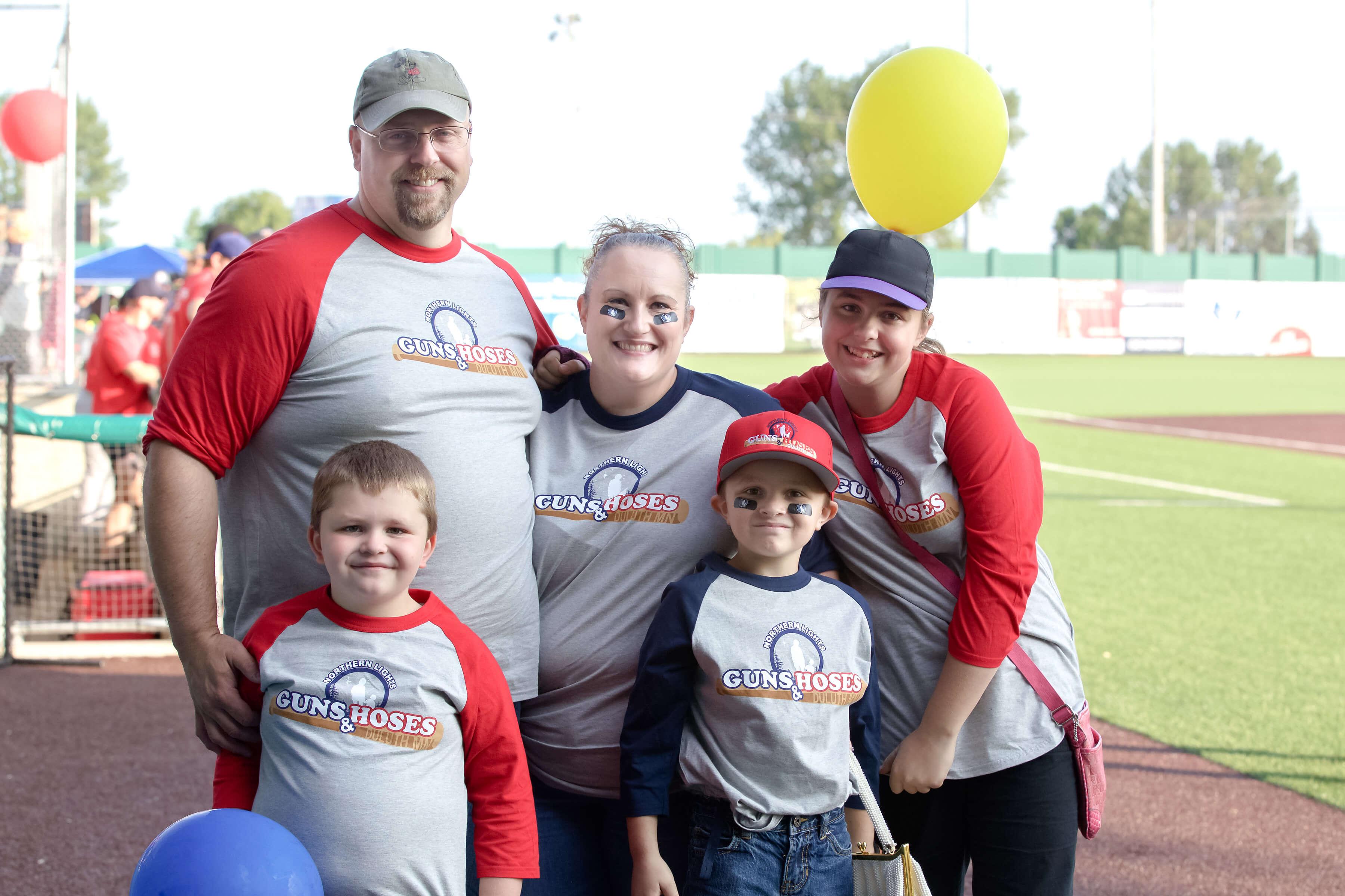 Northern Lights Foundation - Guns & Hoses family