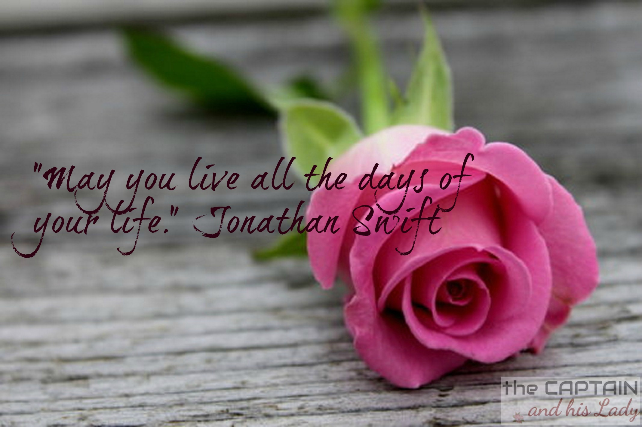 May You Live