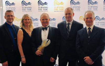 Fraser Edison, President of Rutter Inc., Recognized for Innovation and Leadership in Marine Sector