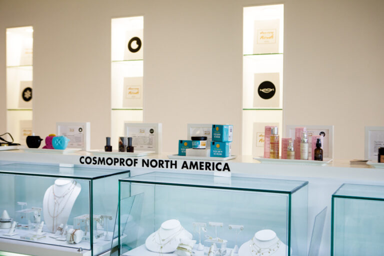 Discovering the beauty of Trends, Powered by COSMOPROF, RONROBINSON