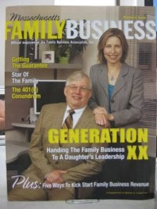 Massachusetts Family Business