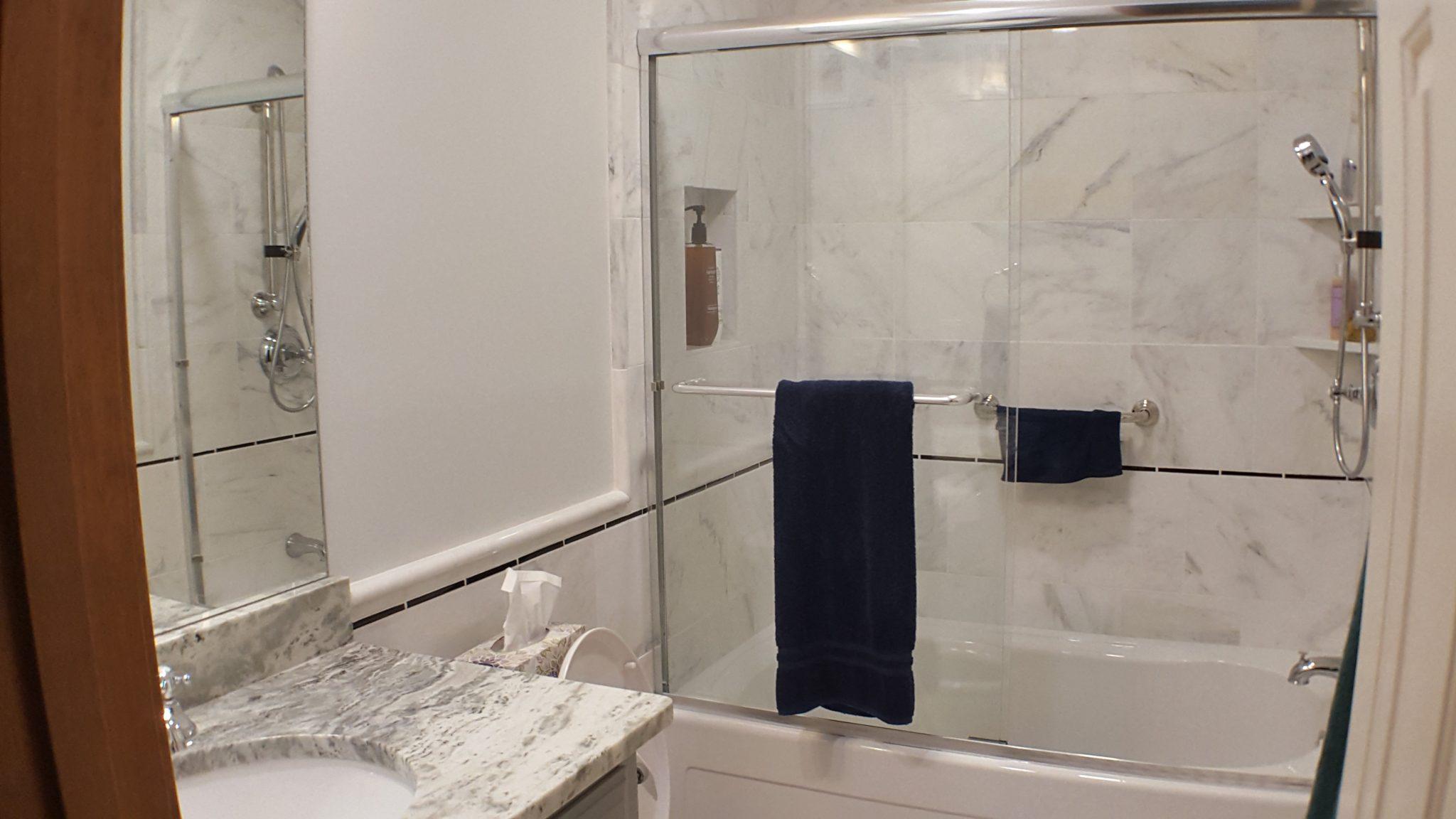 Steimetz Bathroom Remodel 624