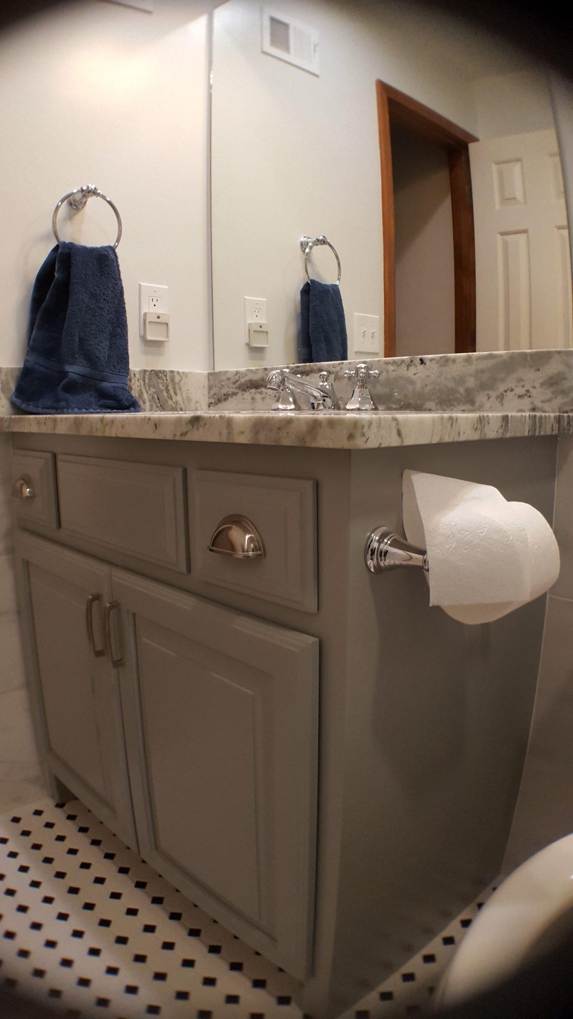Steimetz Bathroom Remodel 724