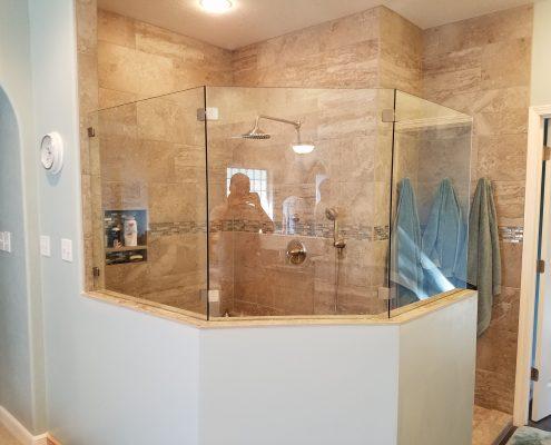 Whitty Bathroom Remodel Shower 2