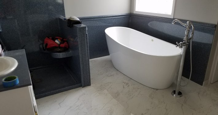 Hicks Bathroom Remodel 625