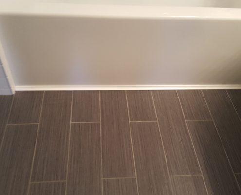 McEldowney Master Bath tile flooring