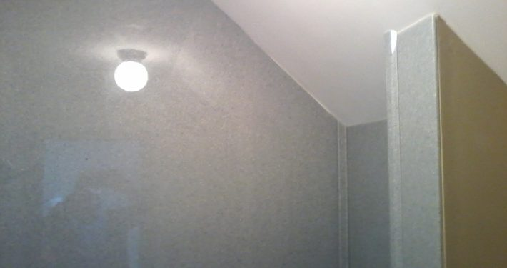 Onyx Shower Surround to ceiling 7