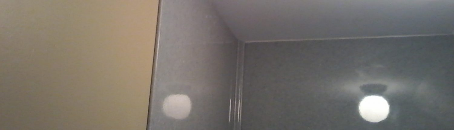 Onyx Shower Surround to ceiling 6