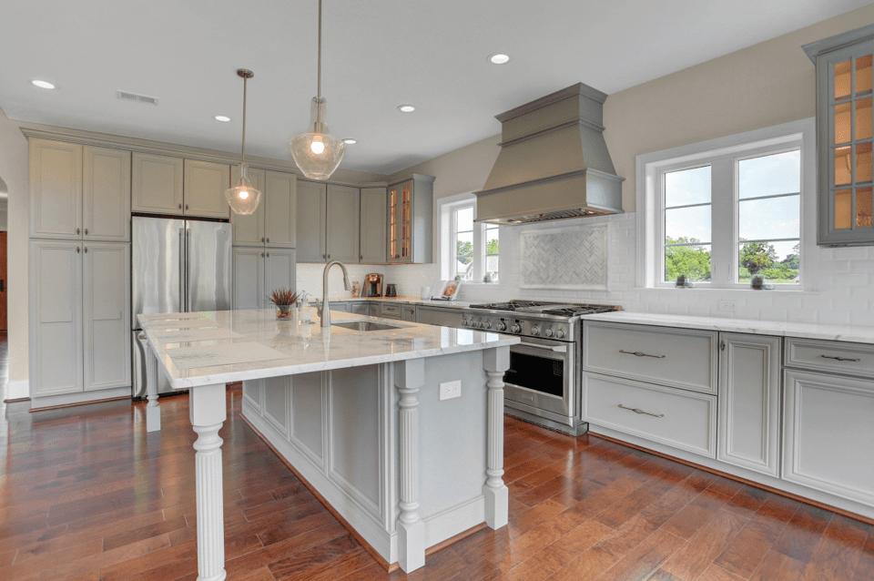 Presidential kitchen remodel 4