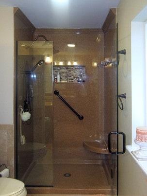 onyx shower 1