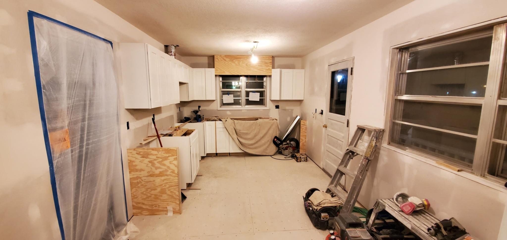 Cabinet Kitchen Remodel 5