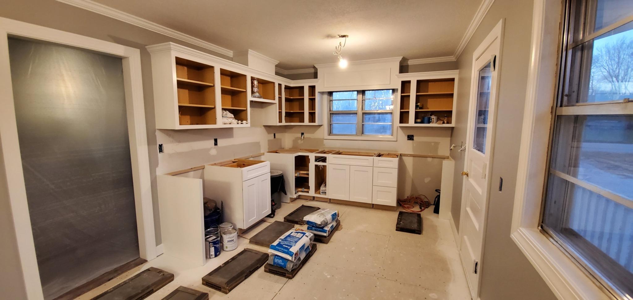 Cabinet Kitchen Remodel 6