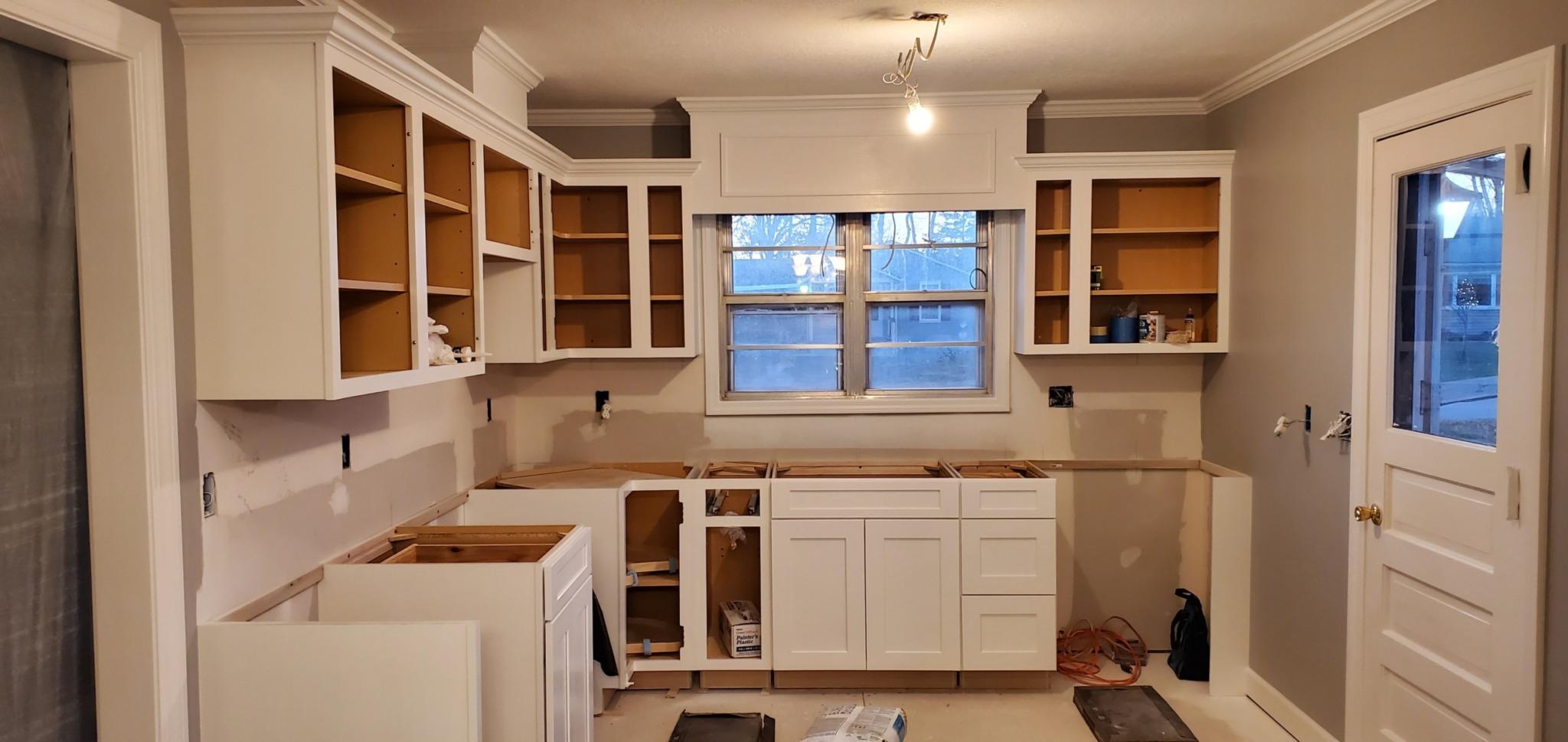 Cabinet Kitchen Remodel 7