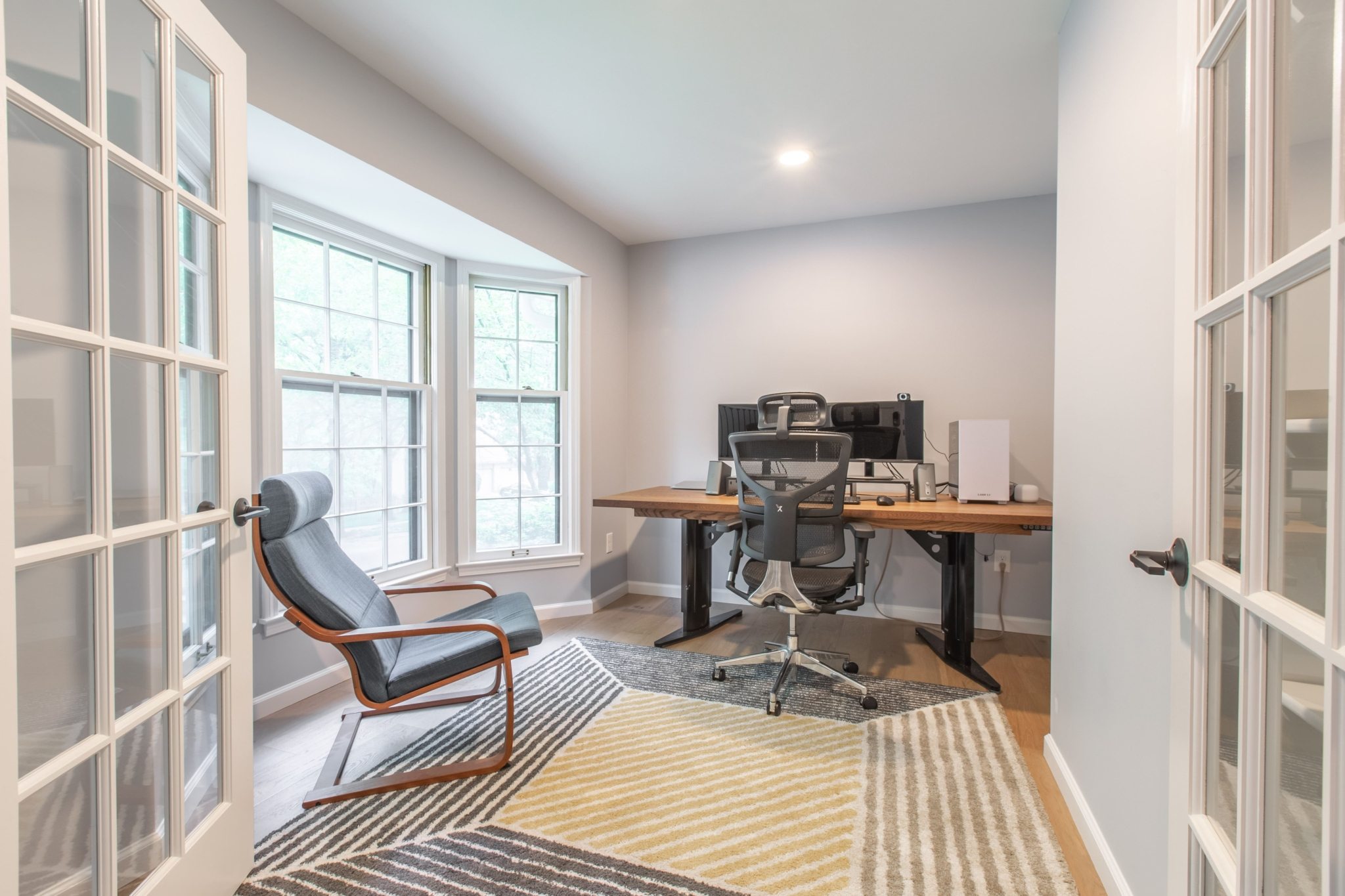 Home Office Remodel 6-21a