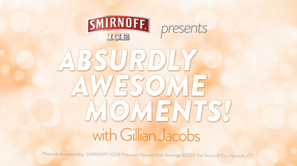 Smirnoff Ice: Absurdly Awesome