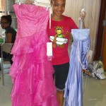 Two Beautiful Dresses