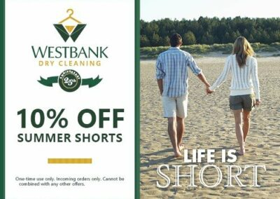 Westbank Summer Shorts Coupon