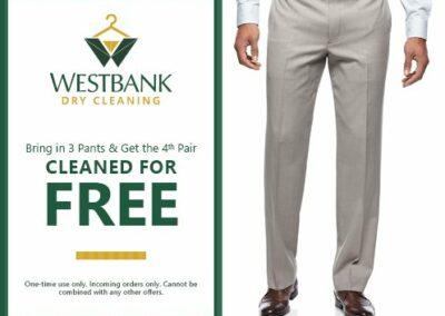 Westbank Pants Coupon
