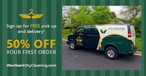 50% OFF Pickup & Delivery