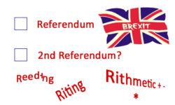 Corbynista Brexit 3Rs Referendum