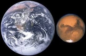 Earth + Mars