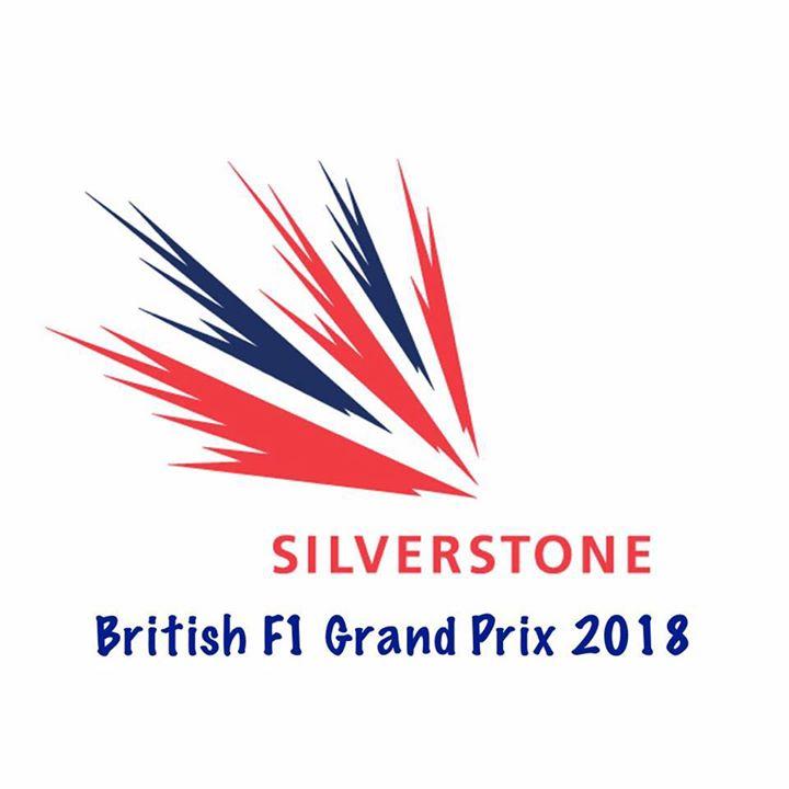 Silverstone British Grand Prix 2018 logo
