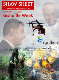 137 Cover Page Reshuffle Week