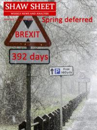 Cover Image Isseu 143 Spring Snow