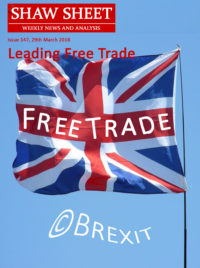 147 Cover Page Leading Free Trade Brexit Union Jack Flag